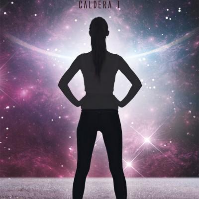 Profetiens kald - Caldera 1, Mette Bundgaard Laursen, paranormal, romance, fremmede galakser, trilogi, kærlighed, fra 14 år, serie-bøger Mette Breth Kalusen