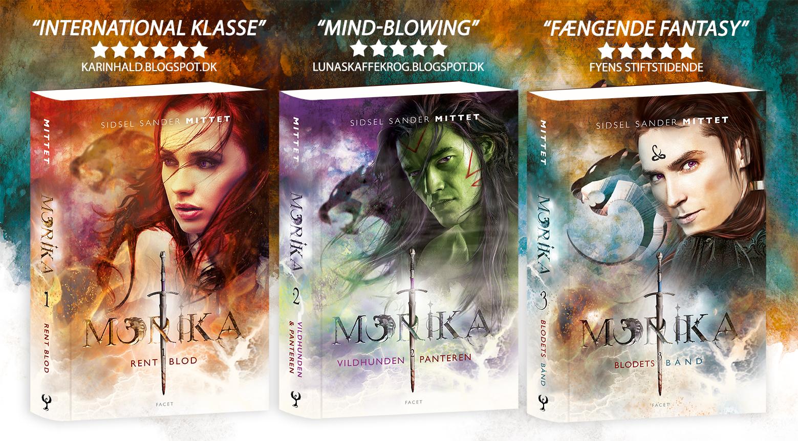 Trilogien Morika