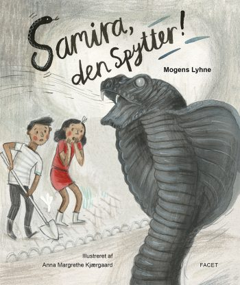 Samira, den spytter!