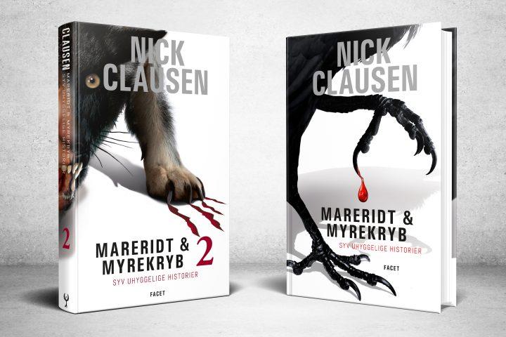 Mareridt & Myrekryb - Syv uhyggelige historier - bind 1 og bind 2