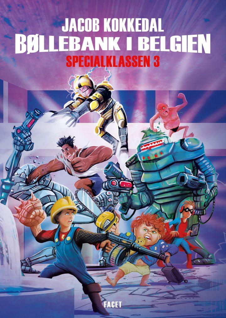 Bøllebank i Belgien - Specialklassen 3