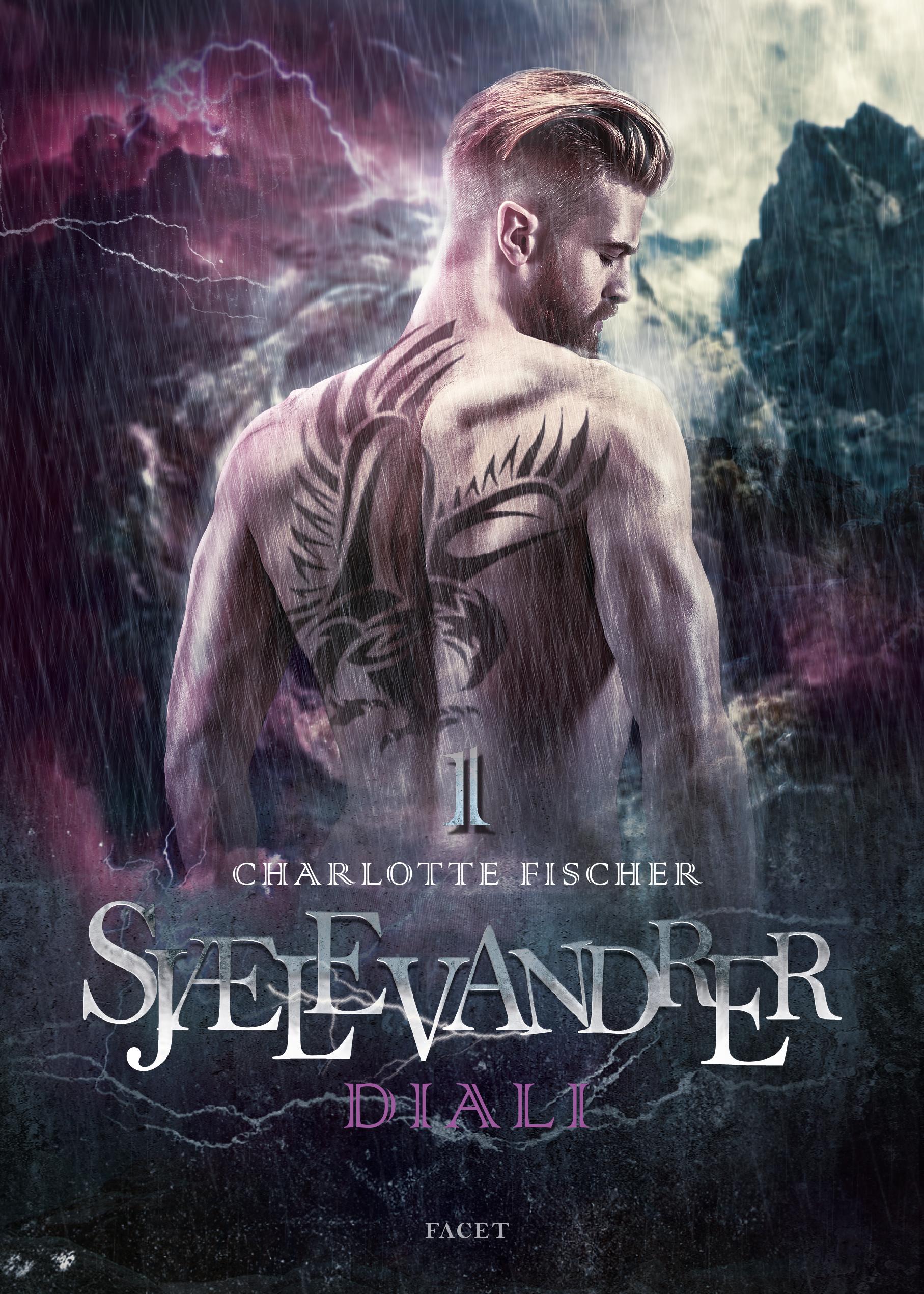 Sjælevandrer 1 - Diali af Charlotte Fischer