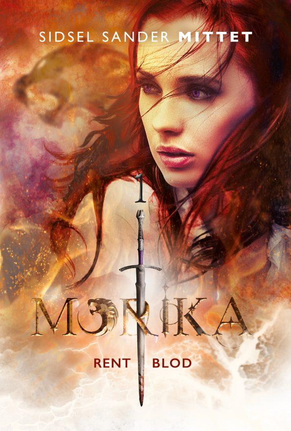 Rent blod - Morika 1, Hardcover Edition.