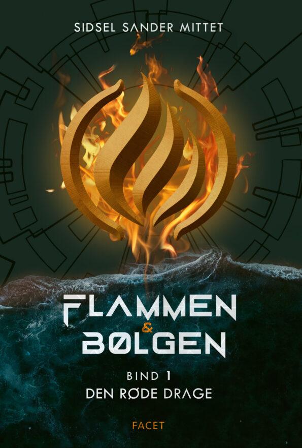 Flammen & Bølgen – Bind 1 – Den røde drage